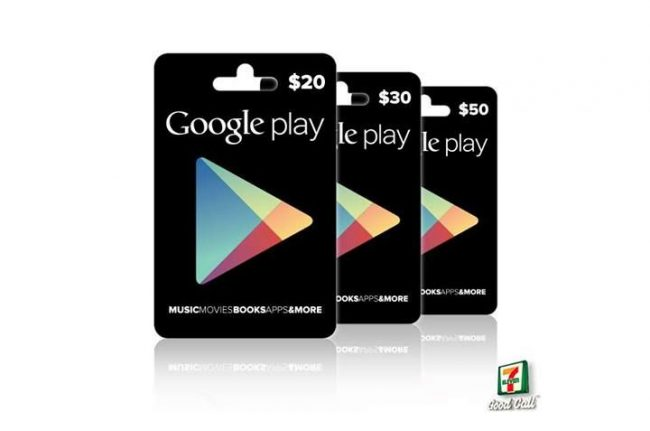 GooglePlayGift
