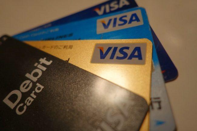 クレカとデビットカード